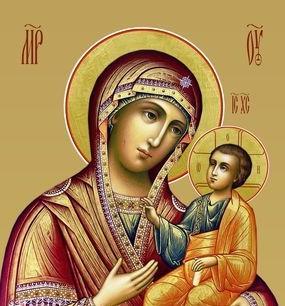 """Празднование """"Иверской"""" иконы Божией Матери 26 октября"""