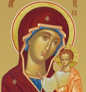 Празднование в честь Казанской иконы Божией Матери - 4 ноября