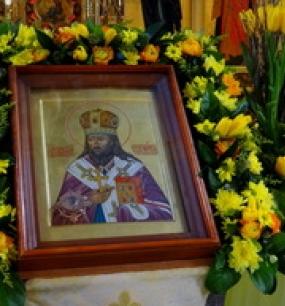 Празднование в честь свт. Иннокентия, еп. Иркутского - 9 декабря