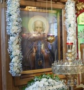 Празднование в честь прп. Саввы Сторожевского (Звенигородского) - 16 декабря