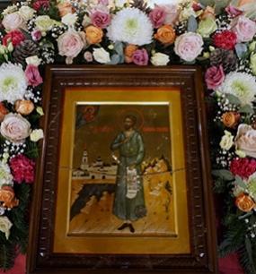 Празднование в честь дня прославления праведного Симеона Верхотурского - 31 декабря