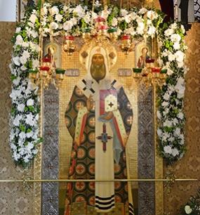 Празднование в честь Святителя Петра - 3 января