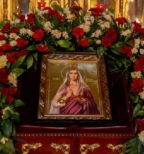 Празднование в честь Анастасии Узорешительницы - 4 января