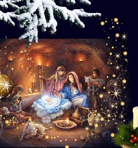 Рождество Господа Бога и Спаса нашего Иисуса Христа - 7 января