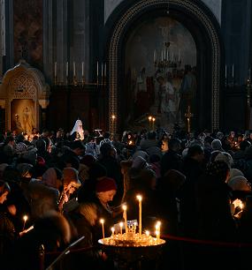 Великий канон Андрея Критского - 15 - 18 марта