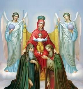 Похвала Пресвятой Богородицы. Суббота акафиста - 17 апреля