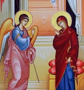Праздник Благовещения Пресвятой Богородицы - 7 апреля
