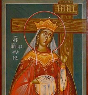 Обретение Честного креста и гвоздей св. равноапостольной царицею Еленою - 19 марта