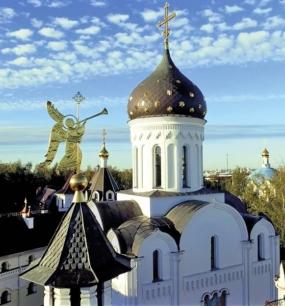 в Свято-Елисаветинский женский монастырь г. Минск