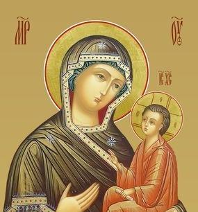 Празднование в честь Тихвинской иконы Божией Матери - 9 июля