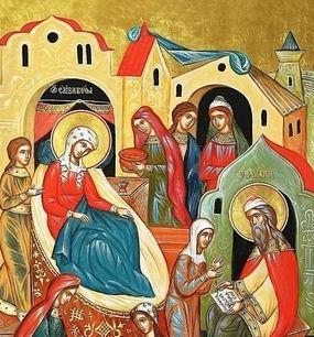 Рождество Пророка, Предтечи и Крестителя Господня Иоанна (Великий праздник) - 7 июля