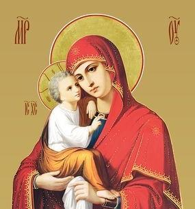 Празднование в честь Почаевской иконы Божией Матери - 5 августа