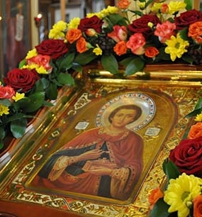 День памяти Вмч. и целителя Пантелеимона - 9 августа
