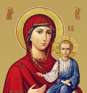 Празднование в честь Смоленской иконы Божией Матери - 10 августа