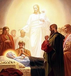 Успение Пресвятой Владычицы нашей Богородицы и Приснодевы Марии - 28 августа