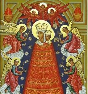Празднование в честь Иконы Божией Матери «Прибавление ума» - 30 августа