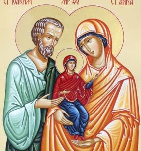 День памяти праведных Богоотец Иоакима и Анны - 22 сентября