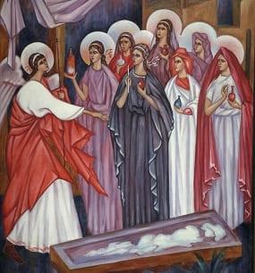 к равноап. Марии Магдалине и Женам-Мироносицам