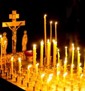 Всецерковное поминовение усопших воинов - 9 мая