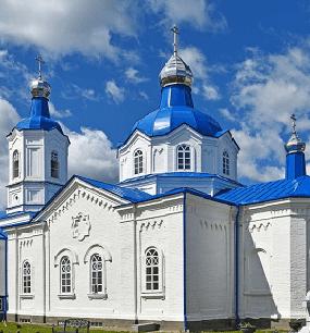 в Покровский женский монастырь