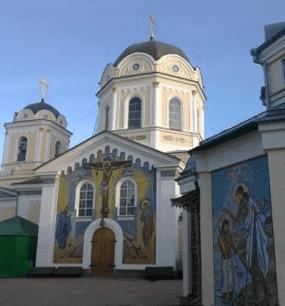 в Свято-Троицкий монастырь (свт. Лука Крымский) г. Симферополь
