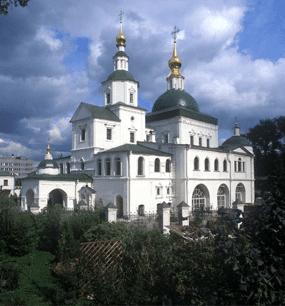 в Свято-Данилов монастырь