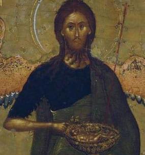 прор. Иоанну Предтече и Крестителю Господня