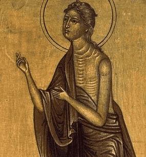 к прп. Марии Египетской