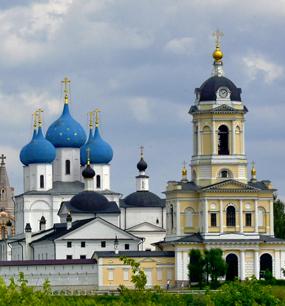 в Высоцкий мужской монастырь (Неупиваемая Чаша)