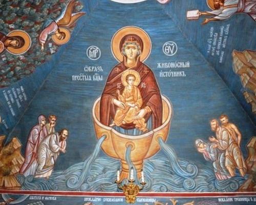 Три чудотворных иконы Богородицы