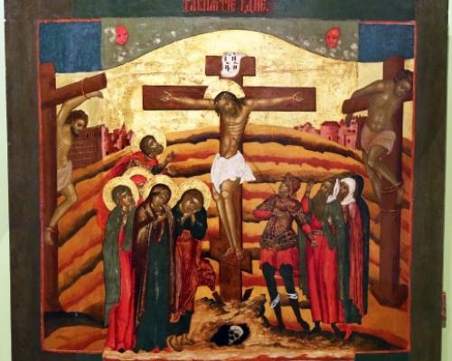Великая Пятница. Воспоминание Святых Спасительных Страстей Господа нашего Иисуса Христа