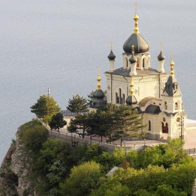 Отдых с душой: православные святыни Крыма. Часть 2.