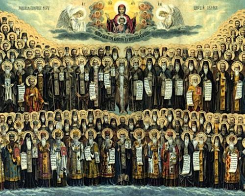 День памяти Всех преподобных отцов в подвиге просиявших