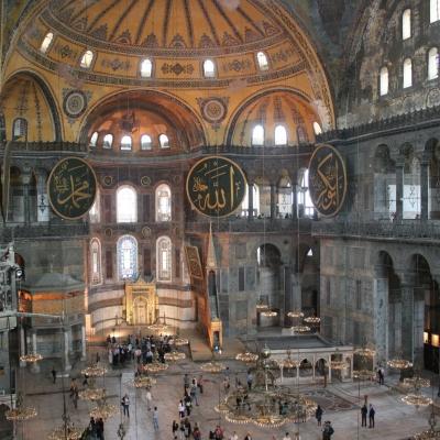 Святыни Турции: на море, к Богу. Территория великой Византийской империи