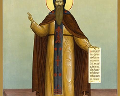 Преподобный Кассиан грек, Угличский