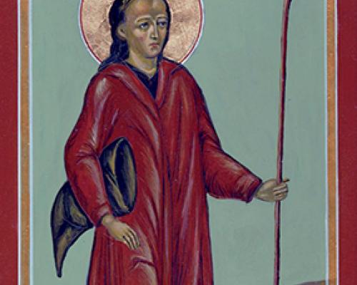 Блаженный Иоанн, христа ради юродивый, Московский