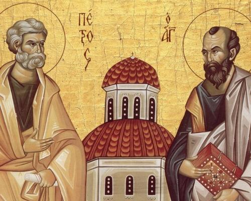 Петр и Павел: два разных пути к святости