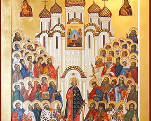 Собор Владимирских святых