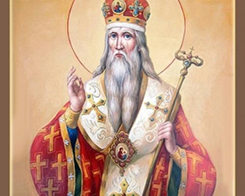 Святитель Лаврентий, епископ Печерский, Туровский, затворник