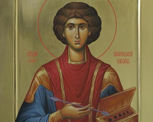 Великомученик Пантелеимон. Целитель и чудотворец