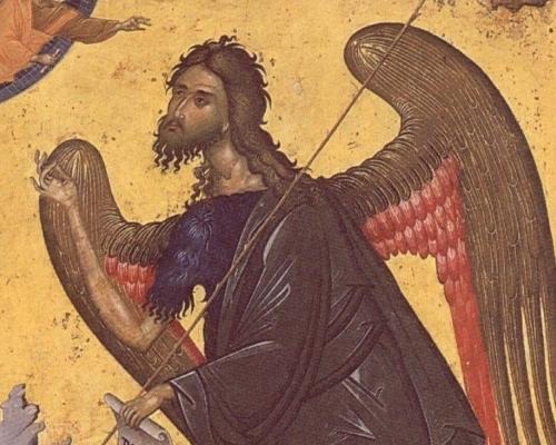 Иоанн Креститель. Земной ангел, не побеждённый демонами