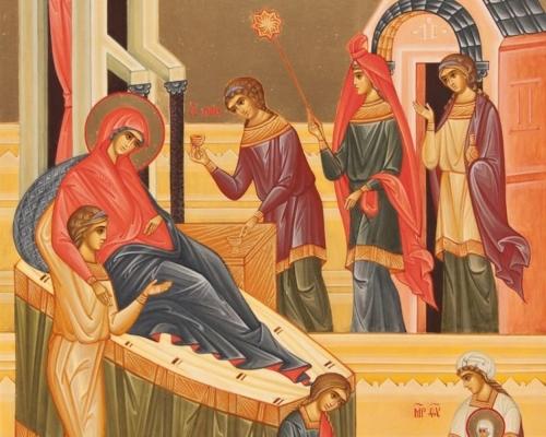 Рождество Богородицы. Почему для своего воплощения Бог выбрал Её?