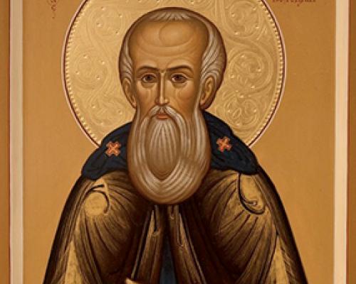 Прп. Иосиф, игумен Волоцкий, чудотворец