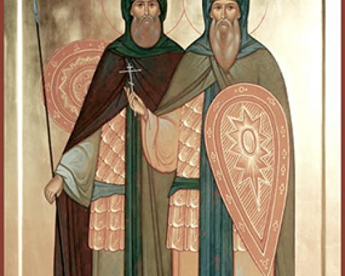 Преподобный Андрей Осляби