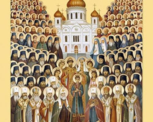 Собор новомучеников и исповедников земли Владимирской
