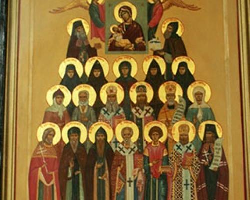 Собор Тульских святых