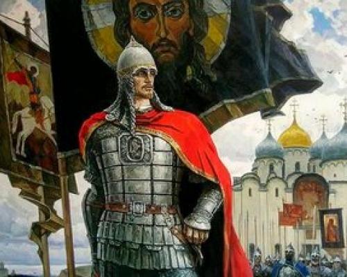 Александр Невский. Самый мужской святой