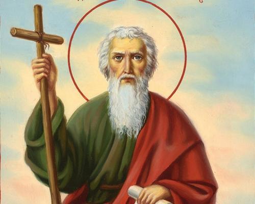 Апостол Андрей. Первый ученик Христов и покровитель Руси