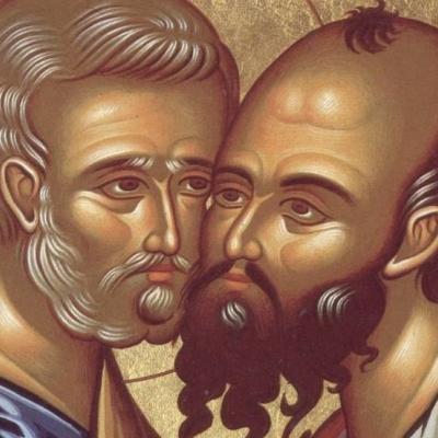 Петр и Павел: непохожие апостолы