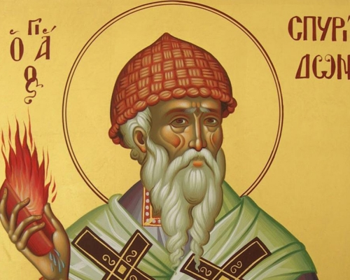 Спиридон Тримифунтский: о чем молятся святому?